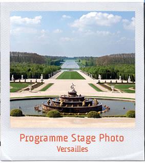 stage ados photo programme versailles